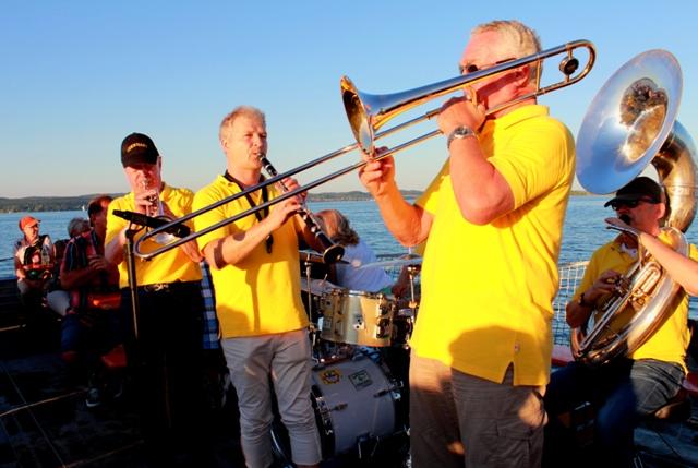 Musikalischer Einsatz auf dem See_Foto_DagmarGehm2